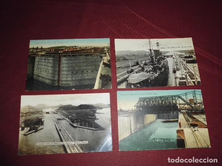 Postales: magnificas 32 postales antiguas de panama - Foto 6 - 113078523