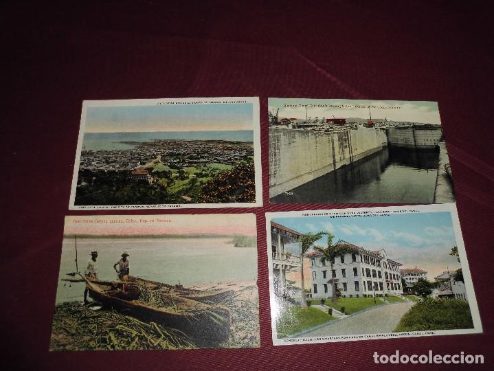 Postales: magnificas 32 postales antiguas de panama - Foto 7 - 113078523