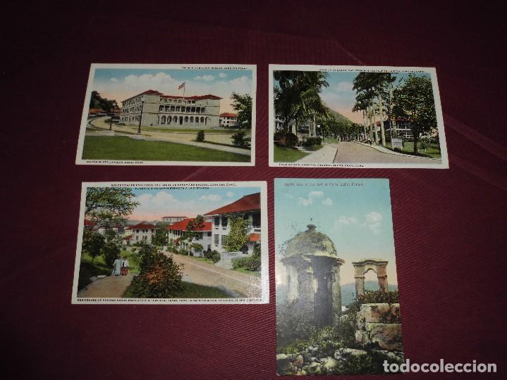 Postales: magnificas 32 postales antiguas de panama - Foto 8 - 113078523