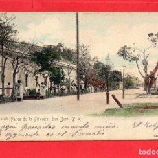 Postales: PUERTO RICO,SANJUAN. 9196 PASEO DE LA PRINCESA. Lote 114538387