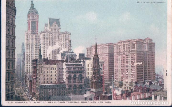 Postal new york - singer city investing and hud - Vendido ...