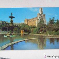 Postales: POSTAL DE CORDOBA ( ARGENTINA ) : PLAZA DE COLON .. . 10 X 18 CM. Lote 115126323
