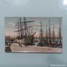 Postales: POSTAL BUENOS AIRES ARGENTINA 1903. BOCA DEL RIACHUELO.. Lote 115391427