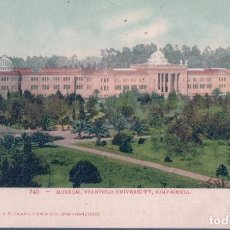 Postales: POSTAL MUSEUM - STANFORD UNIVERSITY - CALIFORNIA - CHARLTON & CO. Lote 115462931