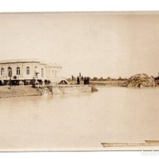 Postales: POSTAL FOTOGRÁFICA REVOLUCIÓN MEXICANA 1910, CHAPULTEPEC. EL AUTOMOVIL CLUB. Lote 115523955