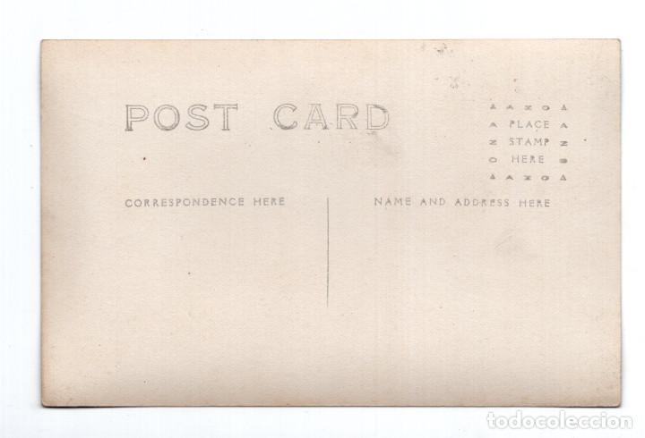 Postales: POSTAL FOTOGRÁFICA REVOLUCIÓN MEXICANA 1910 - PRINCIPIO DE INCINERACIÓN DE UN CADAVER - Foto 2 - 115526767