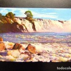 Postales: VENEZUELA RIO CARONI SALTO DE LA LLOVIZNA. Lote 116340695