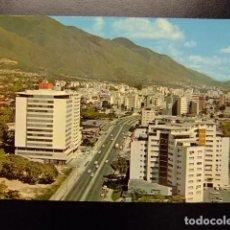 Postales: VENEZUELA CARACAS AVENIDA FRANCISCO MIRANDA ,CHACAO . Lote 116344355