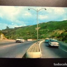 Postales: VENEZUELA CARACAS AUTOPISTA LA GUAIRA . Lote 116347323