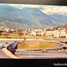 Postales: VENEZUELA CARACAS DITRIBUIDOR DEL TRANSITO (PULPO) AVENIDA NUEVA GRANADA. Lote 116352491