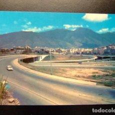 Postales: VENEZUELA CARACAS DITRIBUIDOR DE TRANSITO AUTOPISTA DEL ESTE . Lote 116352619