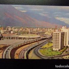 Postales: VENEZUELA CARACAS CARRETERAS CONOCIDO COMO - EL PULPO -. Lote 116353263