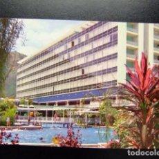 Postales: VENEZUELA HOTEL MARACAY VISTA DE LA PISCINA. Lote 116353667