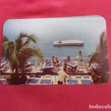 Postales: TARJETA POSTAL. HOTEL PRADO-AMERICAS. ACAPULCO, MEXICO. Lote 118030535
