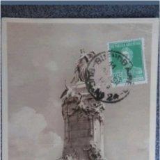 Postales: POSTAL BUENOS AIRES HOMENAJE A ESPAÑA 1925. Lote 118957726