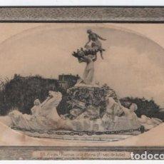 Postales: (ALB-TC-24) POSTAL ARGENTINA BUENOS AIRES FUENTE LOLA MORA (PASEO DE JULIO) NUEVA. Lote 119671975