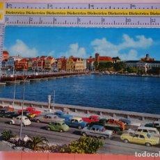 Postales: POSTAL DE CURAÇAO. AÑOS 60 70. CARIBE. WILLEMSTAD PONTOON BRIDGE. 1684. Lote 122042983