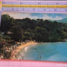 Postales: POSTAL DE JAMAICA. AÑOS 60 70. CARIBE.PLAYA. AEROLÍNEAS PAN AM. 1683. Lote 122043019