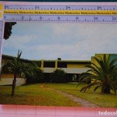 Postales: POSTAL DE PUERTO RICO. AÑOS 60 70. CARIBE. MAYAGUEZ UNIVERSIDAD FACULTAD. COLEGIO AGRICULTURA . 1681. Lote 122043163