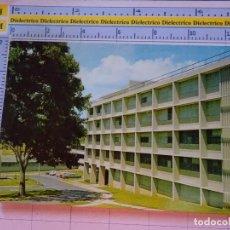 Postales: POSTAL DE PUERTO RICO. AÑOS 60 70. CARIBE. MAYAGUEZ UNIVERSIDAD FACULTAD. ENGINEERING BUILDING. 1679. Lote 122043239