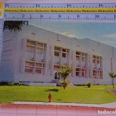 Postales: POSTAL DE PUERTO RICO. AÑOS 60 70. CARIBE. MAYAGUEZ UNIVERSIDAD FACULTAD. NUCLEAR CENTER. 1678. Lote 122043255