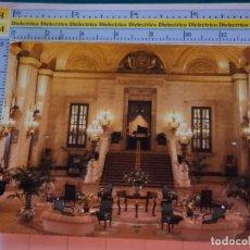 Postales: POSTAL DE ESTADOS UNIDOS. AÑOS 70 80. CHICAGO ILLINOIS, THE PALMER HOUSE. 1675. Lote 122043535