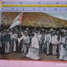 Postales: POSTAL DE CUBA. AÑOS 10 30. THE ZAPATEO TIPICAL CUBAN DANCE. CARIBE. VIVA ÉTNICA. 1669. Lote 122043883