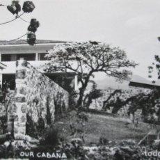 Postales: POSTAL OUR CABAÑA (GRUPO SCOUTS) - CUERNAVACA - MEXICO - AMERICA. Lote 122107791