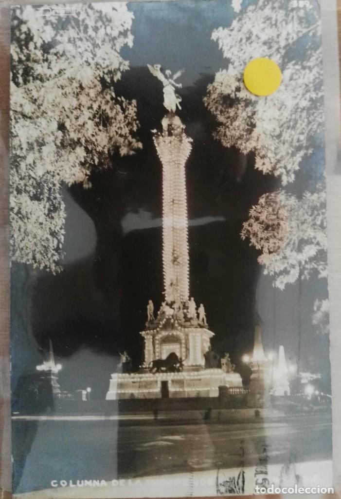 COLUMNA DE LA INDEPENDENCIA. MÉXICO (Postales - Postales Extranjero - América)