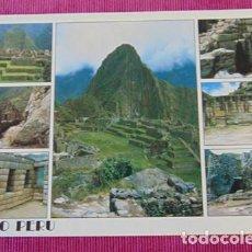 Postales: POSTAL DEL MACHU PICCHU CUSCO PERU. Lote 122843755