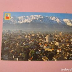 Postales: POSTAL DE CHILE. SANTIAGO. ESCRITA. . Lote 124961187