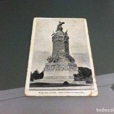 Postales: POSTAL (BUENOS AIRES) MONUMENTO ESPAÑOL. POSTAL NO ESCRITA. Lote 125190239