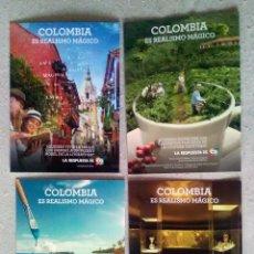 Postales: 8 POSTALES COLOMBIA. Lote 126303879