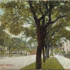 Postales: U.S.A .- ALABAMA GOVERNMENT STREET SCENE MOBILE . Lote 128614719