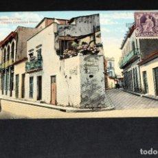 Postales: TARJETA POSTAL HABANA CUBA. ESQUINA CURIOSA 21. Lote 128647391