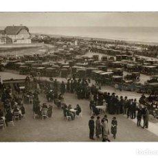 Postales: MONTEVIDEO (URUGUAY) 1924 POSTAL FOTOGRÁFICA. CIRCULADA A MADRID. Lote 132642218
