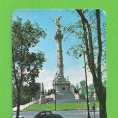 Postales: POSTAL COLUMNA DE LA INDEPENDENCIA, MEXICO D.F. CIRCULADA . Lote 132735622