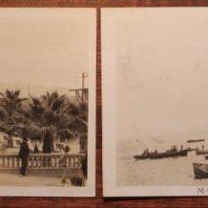 Postales: 2 POSTALES FOTOGRAFICAS DE MOLLEDO-PERU- AÑOS 20. Lote 133818986