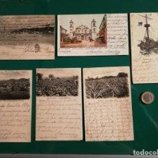 Postales: POSTALES CENTENARIAS LA HABANA ESCRITAS. Lote 134050566