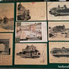Postales: POSTALES CENTENARIAS.. VARIAS..ESCRITAS. Lote 134051026