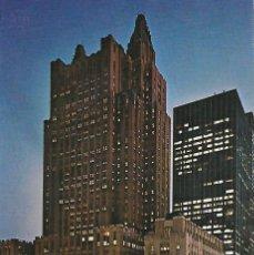 Postkarten - HOTEL WALDORF-ASTORIA (New York) A HILTON HOTEL - 134558698
