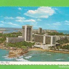 Postales: POSTAL - CARIBE HILTON HOTEL - FORT SAN GERÓNIMO - ESTADOS UNIDOS -. Lote 136129514