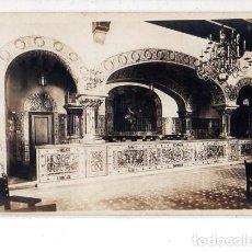 Postales: TARJETA POSTAL FOTOGRAFICA DE CUBA. CENTRO ASTURIANO DE LA HABANA. CANTINA.. Lote 139952986