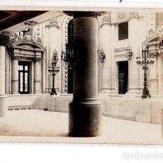 Postales: TARJETA POSTAL FOTOGRAFICA DE CUBA. CENTRO ASTURIANO DE LA HABANA. ENTRADA AL SALON DE FIESTAS.. Lote 139953406