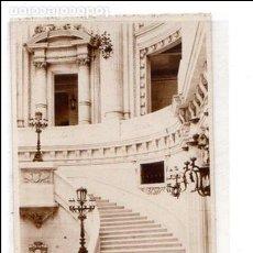 Postales: TARJETA POSTAL FOTOGRAFICA DE CUBA. CENTRO ASTURIANO DE LA HABANA. PARTE DE LA GRAN ESCALERA.. Lote 139954222