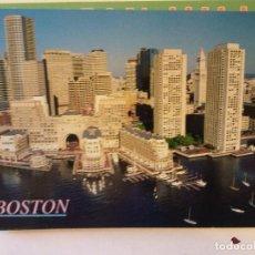 Cartes Postales: BJS. BOSTON. SIN USAR. EDT. AERIAL. . Lote 141872022