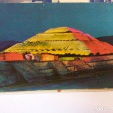 Cartoline: BJS.PIRAMIDES OF TEOTIHUACAN,MEXICO.CIRCULADA. EDT. MEXICO S.A.. Lote 142011790