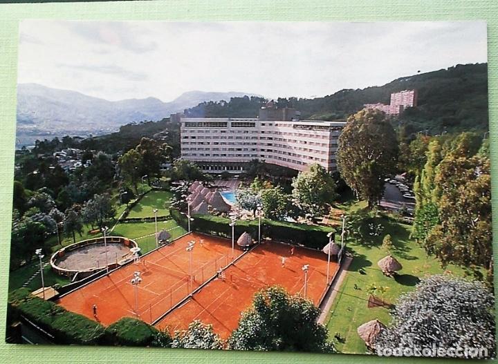 MEDELLÍN (COLOMBIA). HOTEL INTER-CONTINENTAL MEDELLÍN. NUEVA. COLOR (Postales - Postales Extranjero - América)