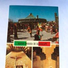 Postales: 4 POSTALES DE MEXICO, VINTAGE. Lote 144545609