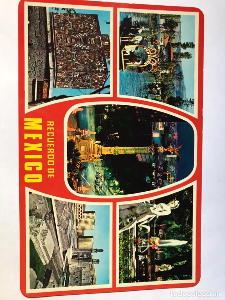 14 POSTALES DE MÉXICO (Postales - Postales Extranjero - América)